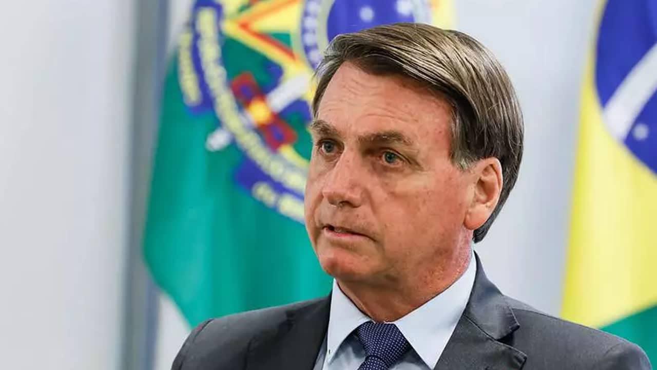 Presidente da república, Jair Messias Bolsonaro