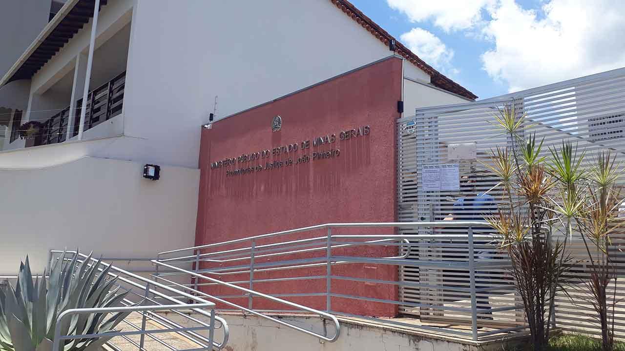 Fachada prédio Ministério Público de João Pinheiro