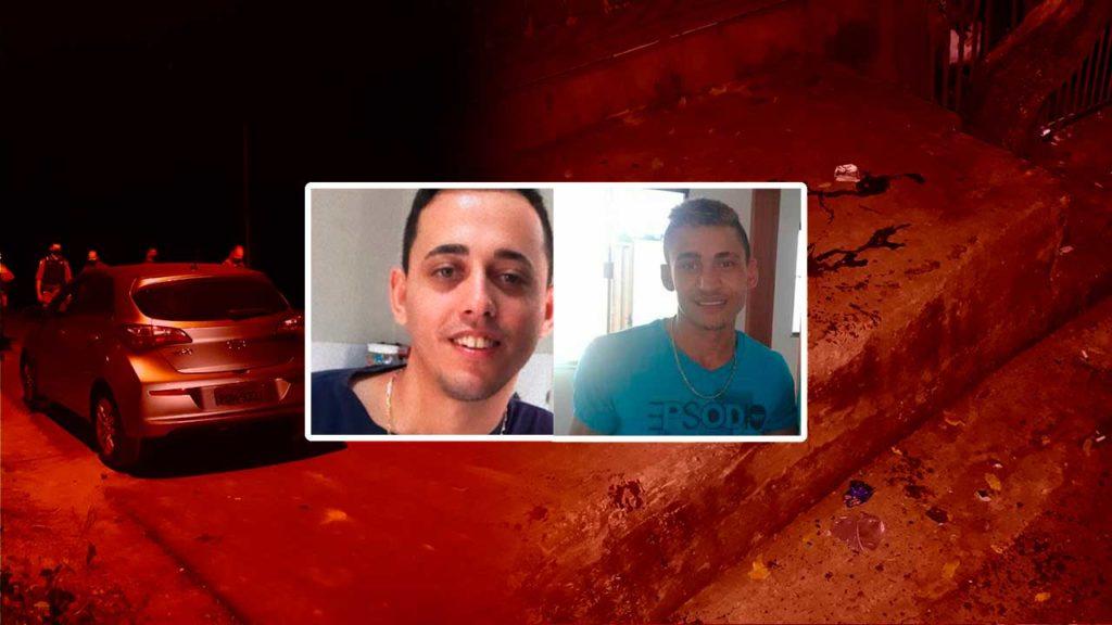 Jovens que perderam a vida na última semana em João Pinheiro