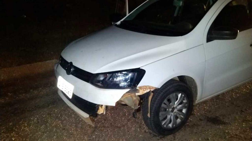 Carro roubado em Lagoa Grande utilizado no crime de homicídio