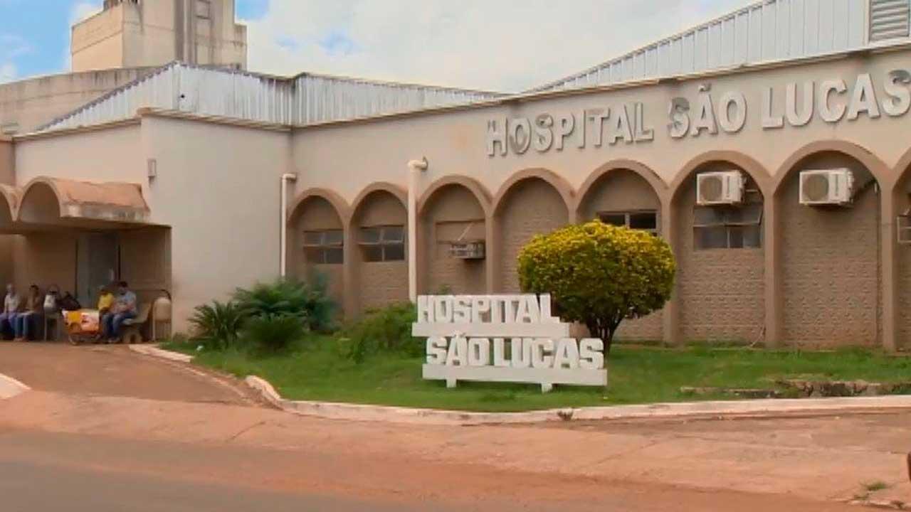 Hospital São Lucas em Patos de Minas