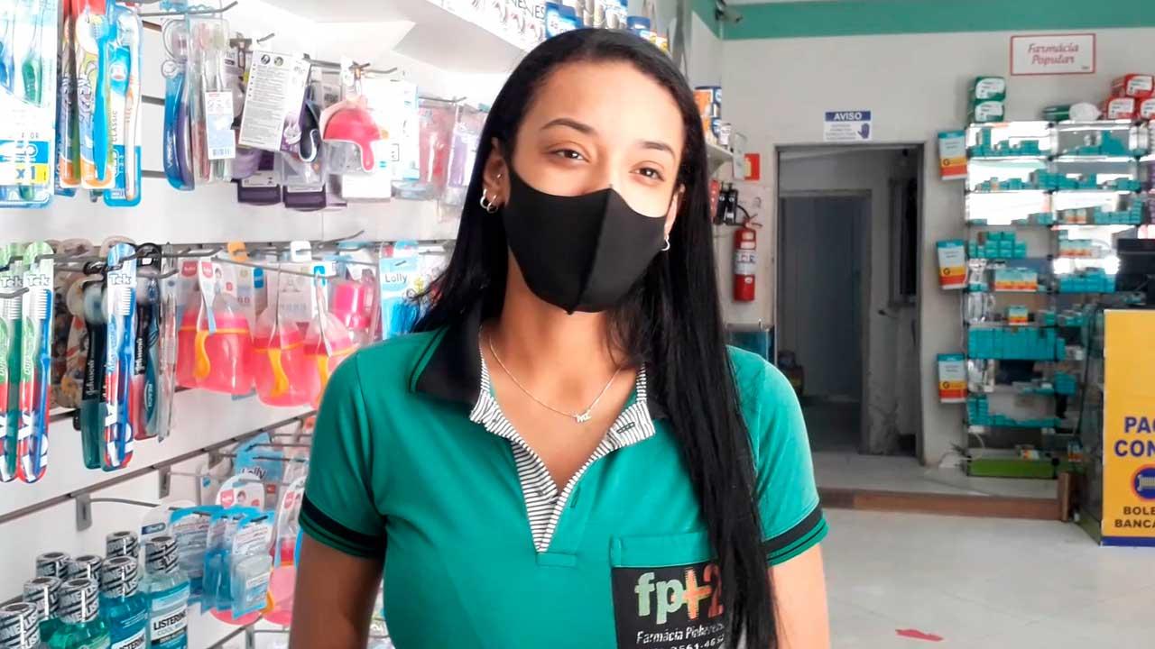 Naiara Cristina em entrevista ao JP Agora