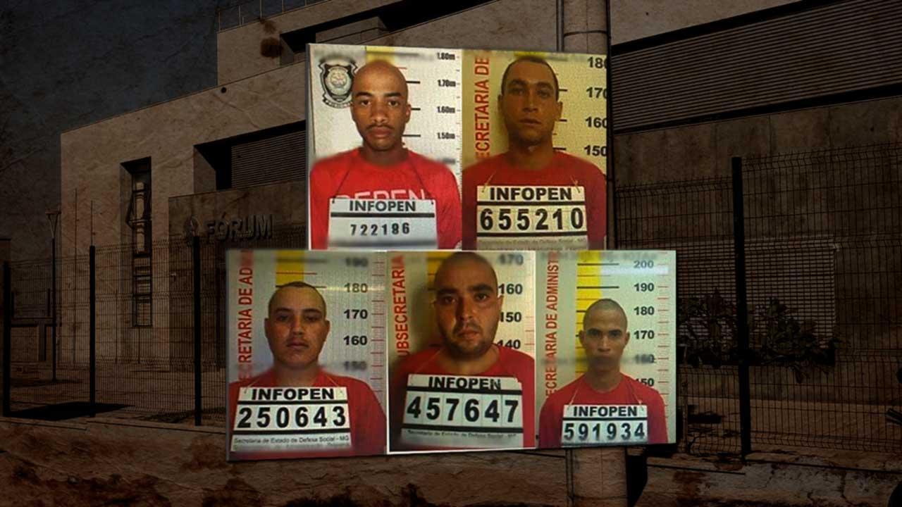 Julgamento dos acusados de matar homem por emprestar enxada para a PM avança para o segundo dia em João Pinheiro