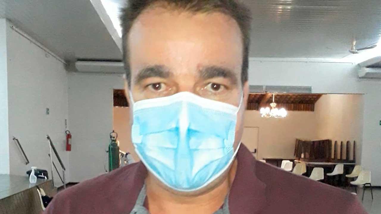 Prefeito de João Pinheiro alerta para surto de Covid-19 no distrito de Cana Brava