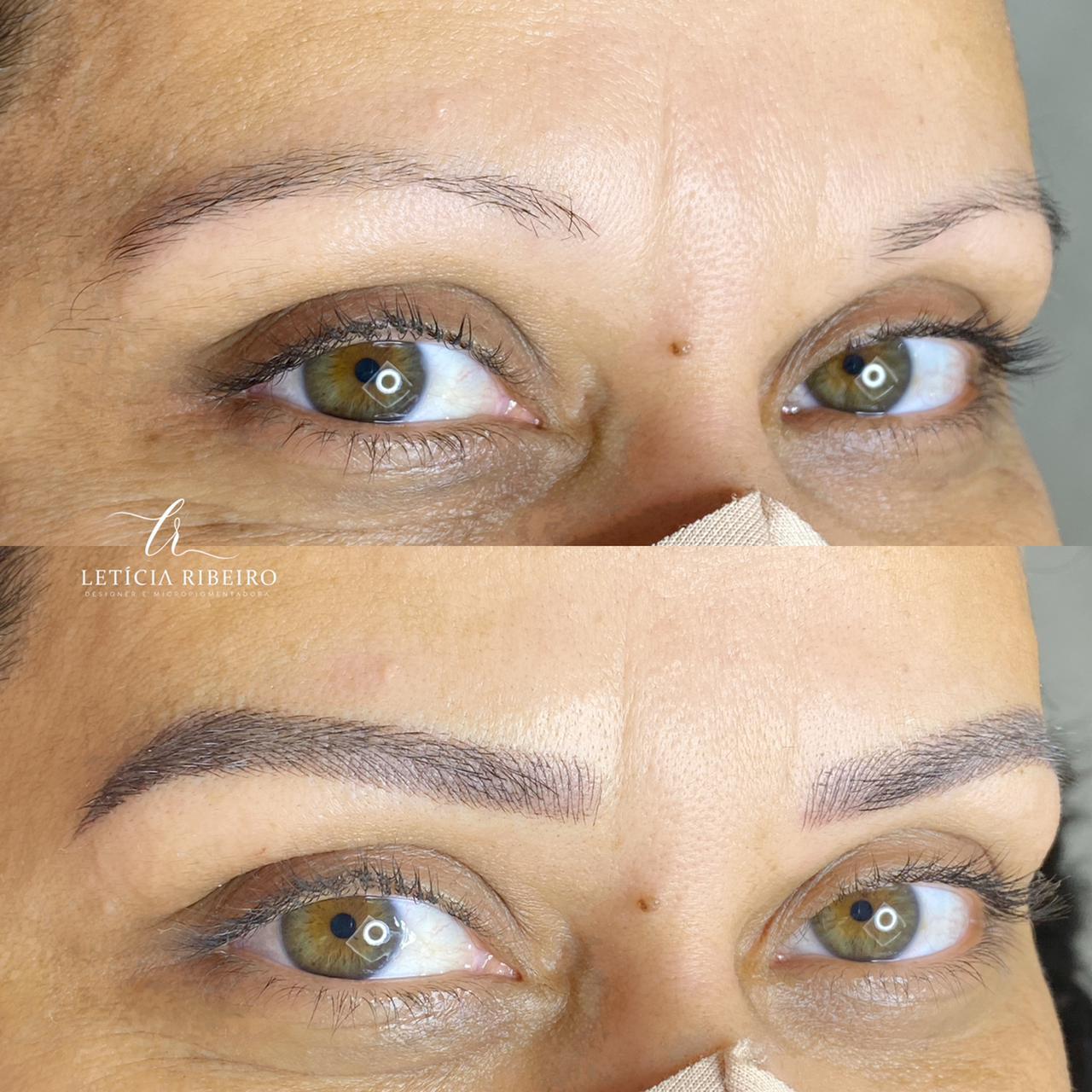 Pinheirense se especializa em micropigmentação de sobrancelhas e conta porque a técnica faz tanto sucesso em João Pinheiro