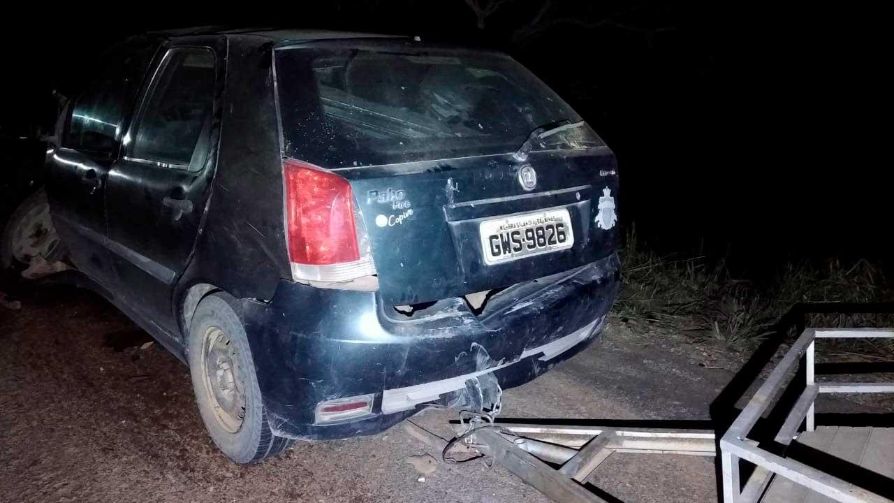 Pai do ex-vice-prefeito de Brasilândia de Minas morre em grave acidente na LMG-667