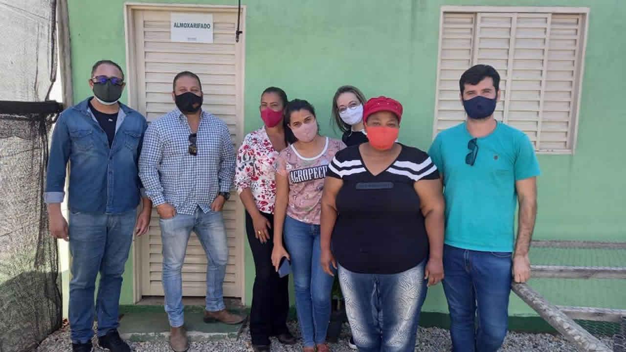 Agronomia da FCJP fecha grande parceria para prestar apoio a produtores rurais de Santa Fé de Minas