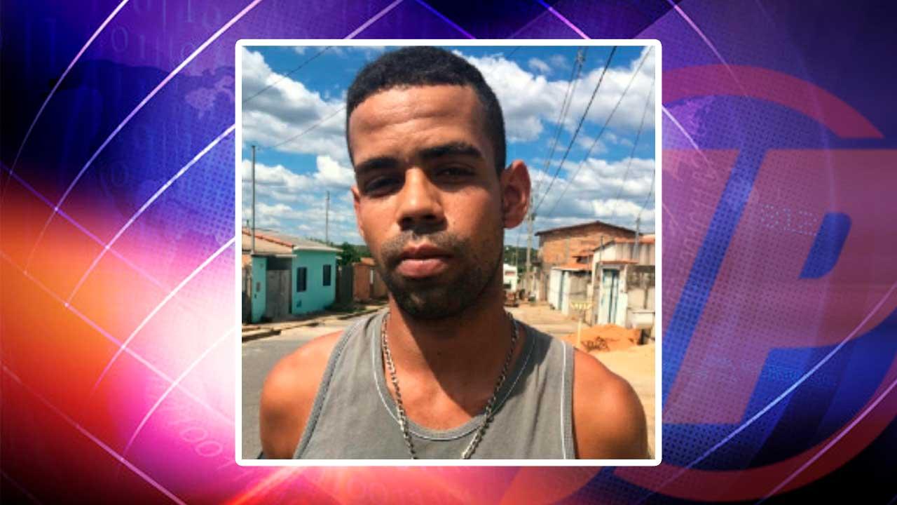 PM prende suspeito de matar Mateuzinho com mais de 10 tiros no Bairro Cais em João Pinheiro