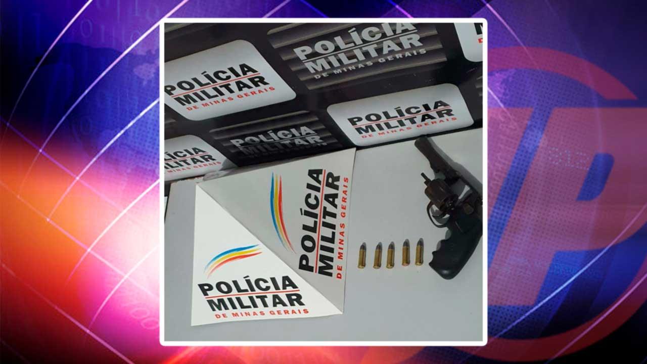 PM usa spray de pimenta contra indivíduos que tentaram impedir prisão de homem armado no Itaipu, em João Pinheiro