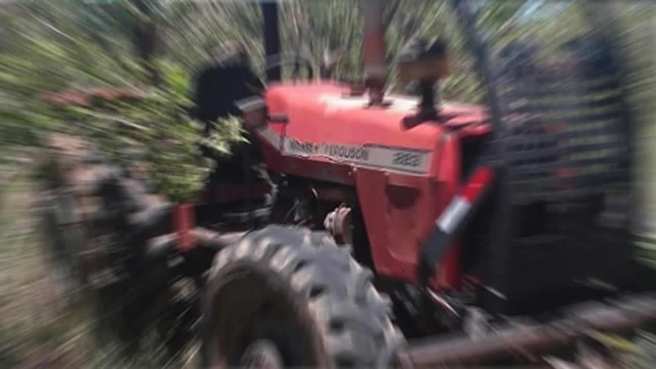 Trabalhador morre após acidente com trator na zona rural de João Pinheiro
