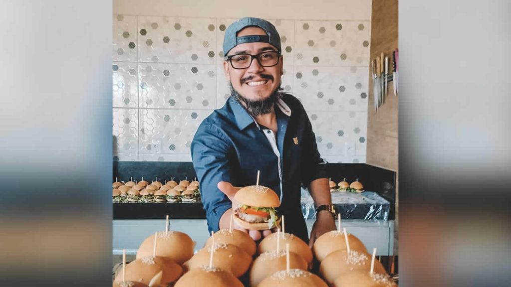 Em meio aos danos caausados ao comércio pela pandemia, empreendedor pinheirense se destaca no setor alimentício