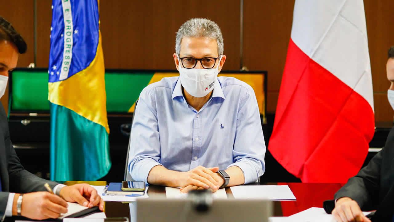 Zema e governadores respondem às acusações de Bolsonaro e dizem que aumento na gasolina é um problema nacional
