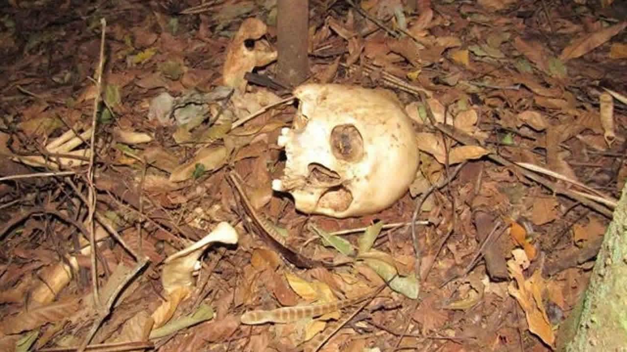 PM encontra ossada humana próximo à Prainha em João Pinheiro