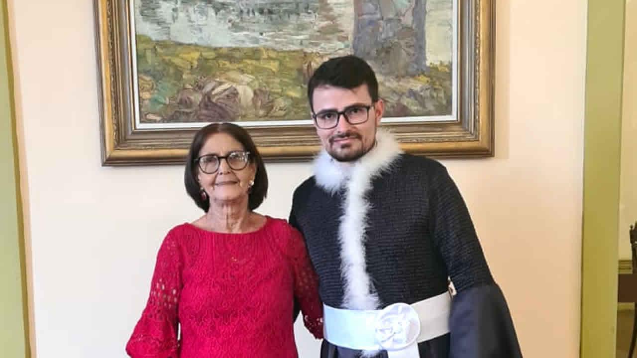 Pinheirense é empossado como Juiz de Direito no estado do Pará